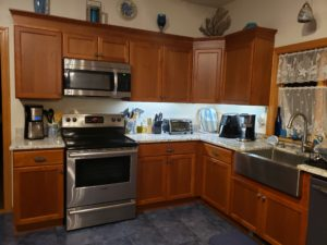 Kitchen Remodeling - Countertop Replacement